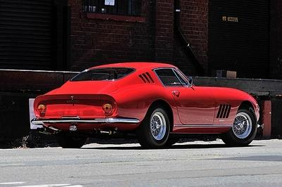 1965 Ferrari 275 GTB Auctioned For $2.1 Million Exterior - image 577970