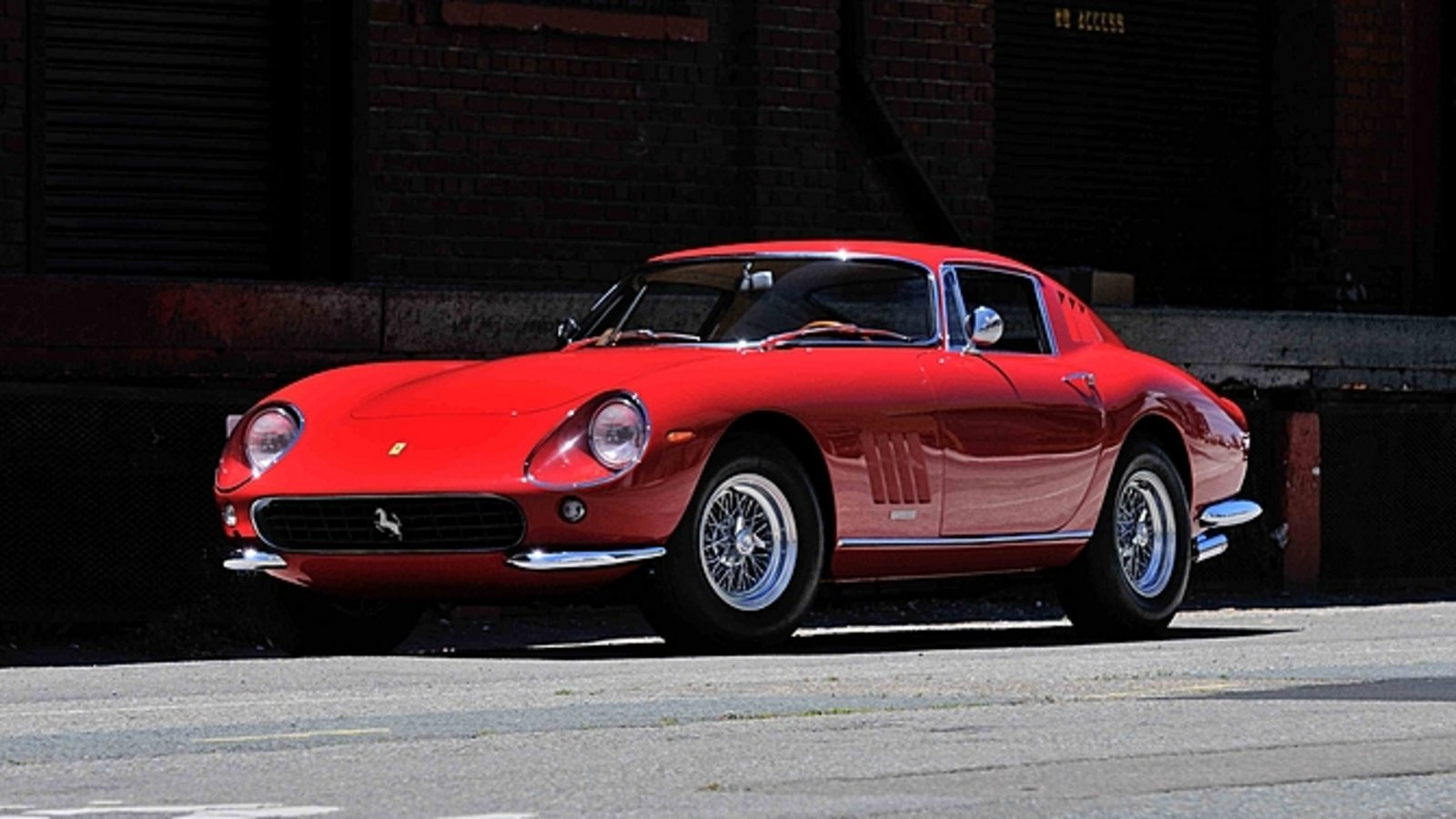 Most Expensive Car In The World >> 1965 Ferrari 275 GTB Auctioned For $2.1 Million News - Gallery - Top Speed