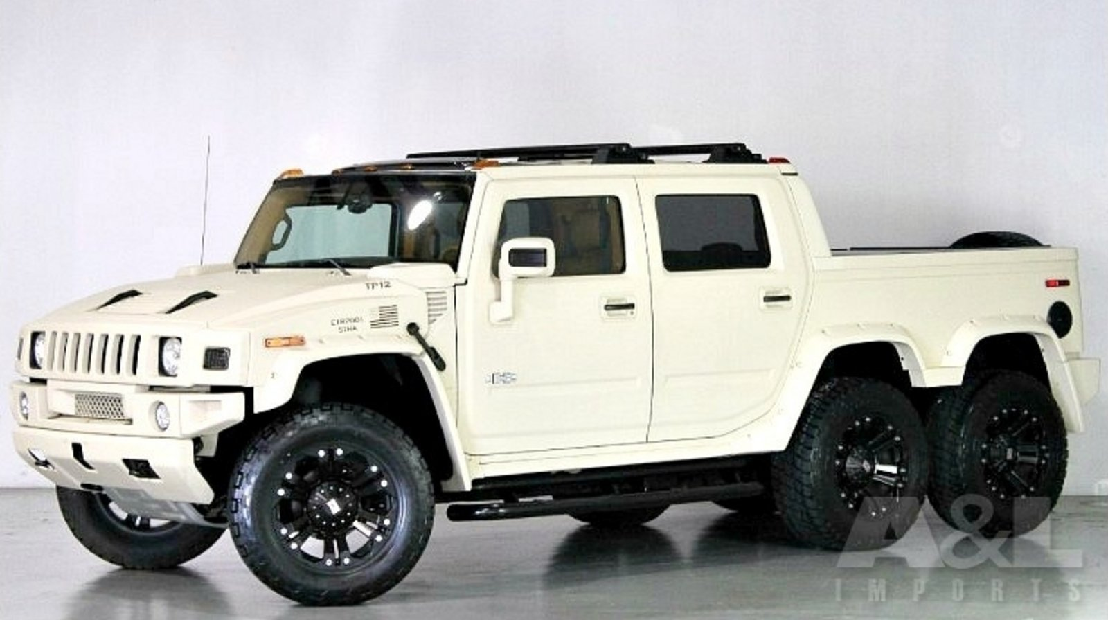 2009 Hummer H2 Sut 6 Wheeler Review Top Speed