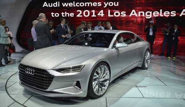 2014 Audi Prologue Concept Review - Top Speed