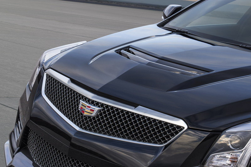 2016 Cadillac ATS-V Sedan High Resolution Exterior - image 578304