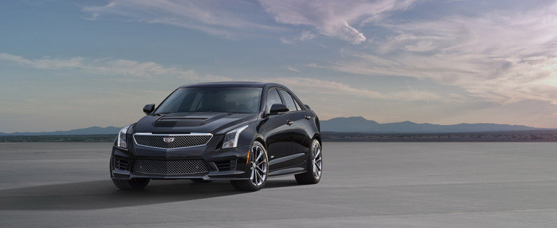 2016 Cadillac ATS-V Sedan High Resolution Exterior Wallpaper quality - image 578306