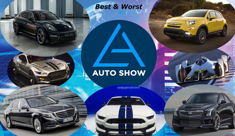 2014 Los Angeles Auto Show - The Best, Worst and What We Missed