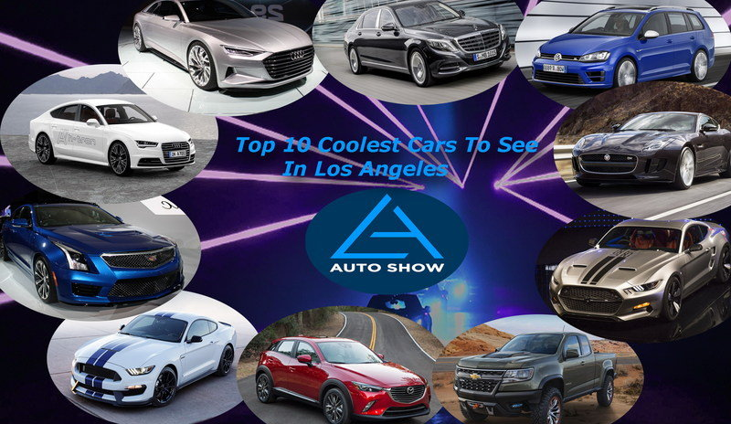 2014 Los Angeles Auto Show - Top-10 Coolest Cars
