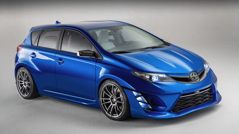 2014 Scion iM Concept High Resolution Exterior - image 578860
