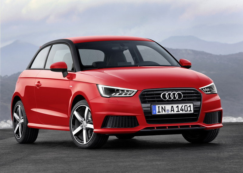 2015 Audi A1 High Resolution Exterior - image 577651