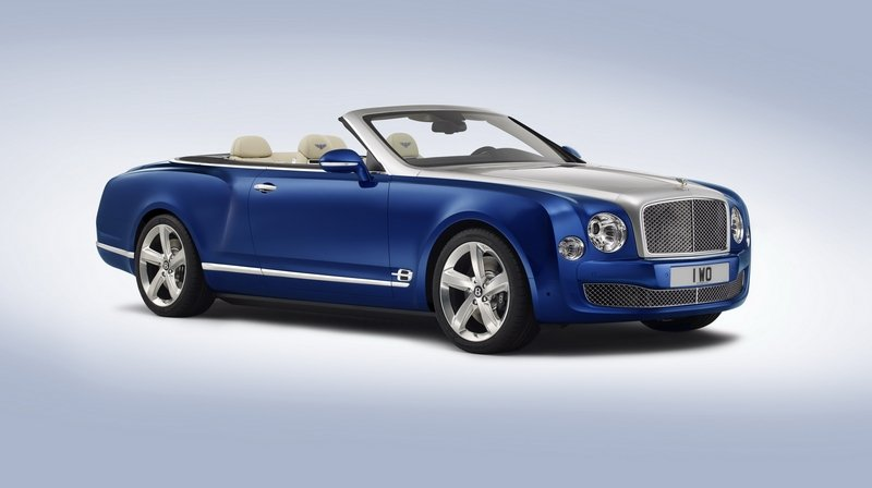 2015 Bentley Grand Convertible Concept