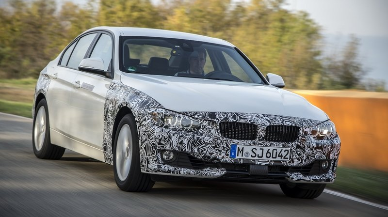 The BMW 3 Series to Lead the Brand's EV Revolution Between Now and 2022