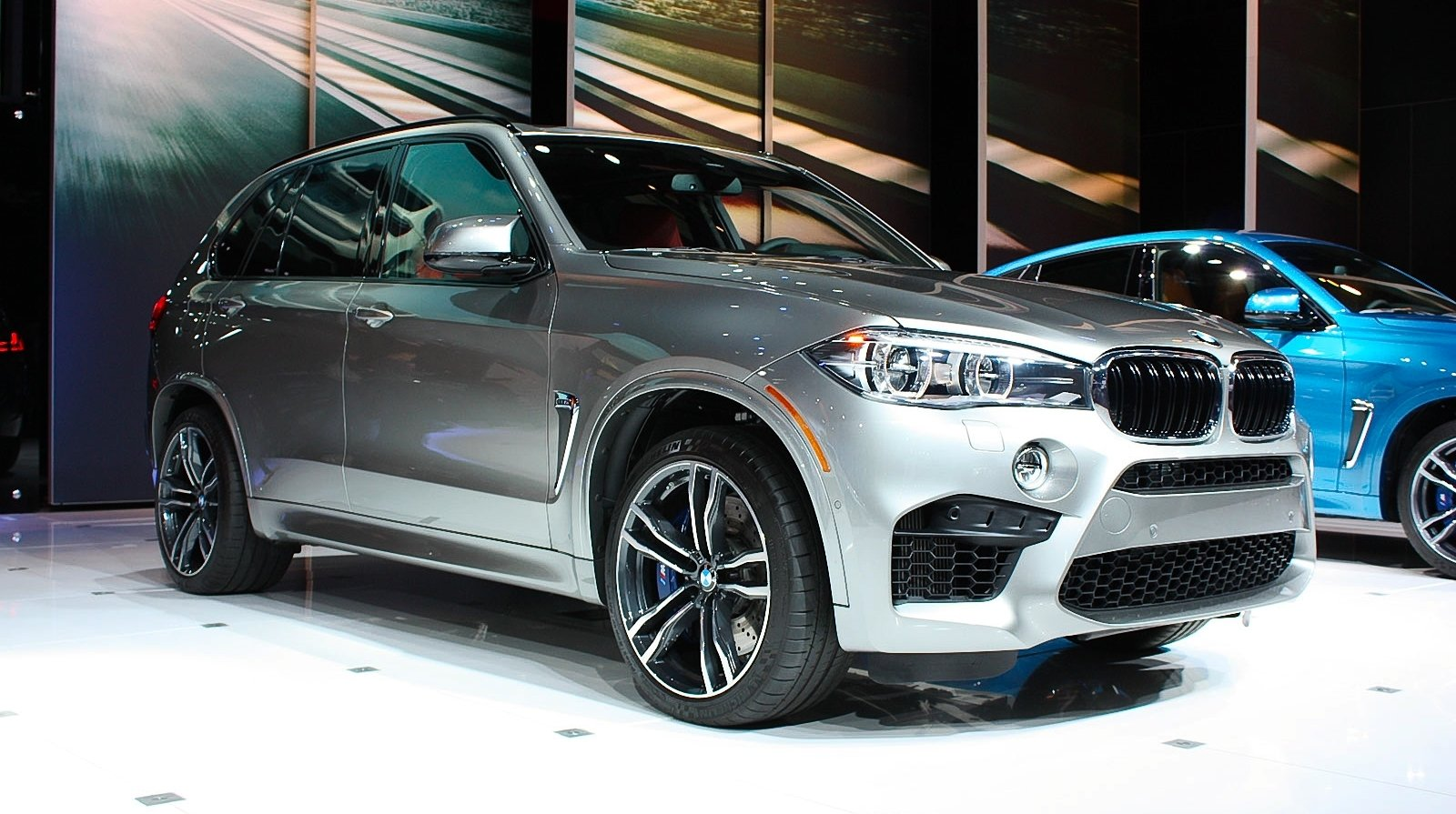 2015 bmw x5 m review - top speed