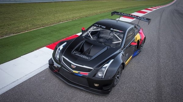 2015 Cadillac ATS-V.R Review - Top Speed