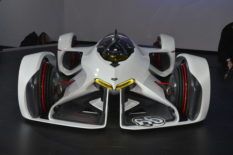 Top Fastest Cars >> 2015 Chevrolet Chaparral 2X VGT Concept | Top Speed