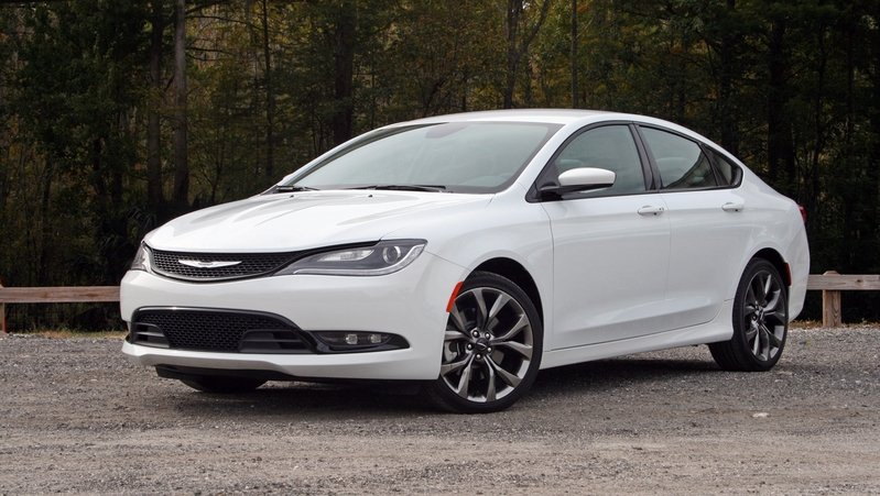 2015 Chrysler 200 S - Driven