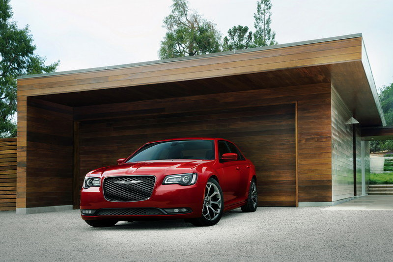 2015 Chrysler 300 High Resolution Exterior - image 578681