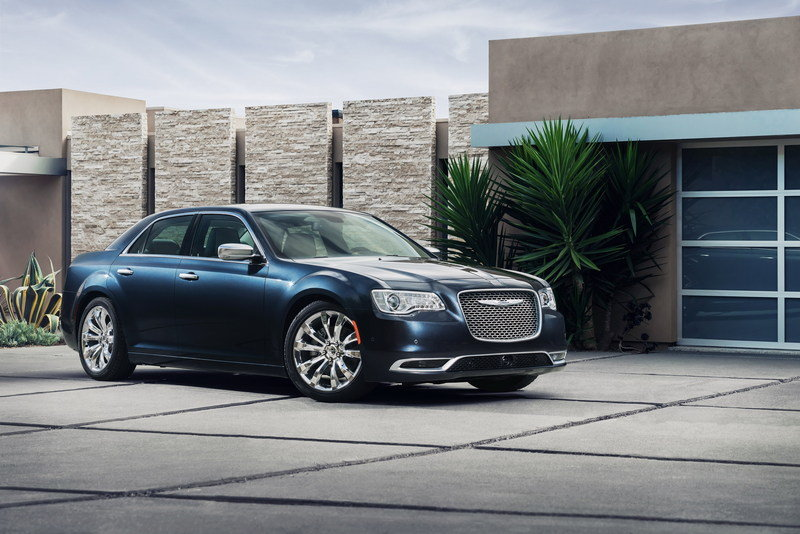 2015 Chrysler 300 High Resolution Exterior - image 578653