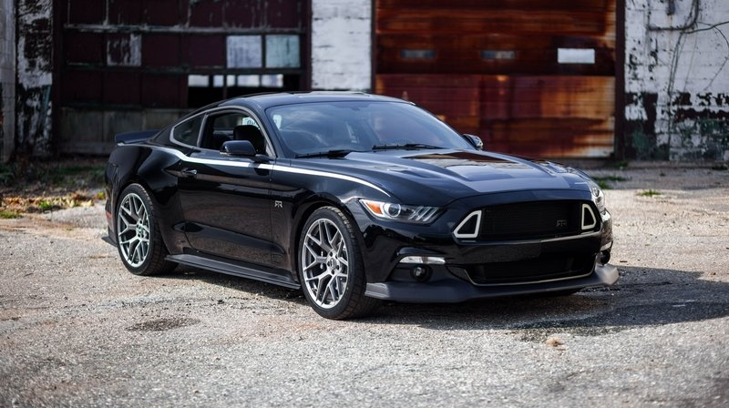 Here's Your Chance To Win A 2015 Ford Mustang RTR