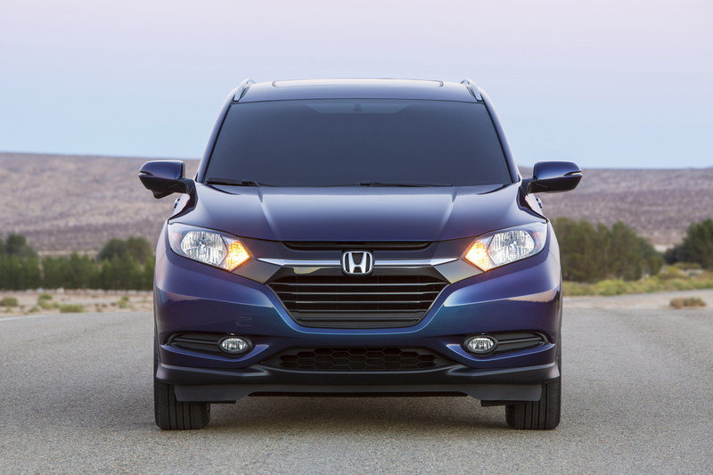 Stolen Honda HR-V Found With Lyft Stickers And 13,000 Miles On The Odometer