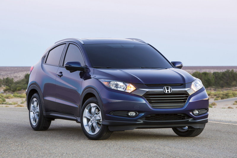 2016 - 2017 Honda HR-V High Resolution Exterior - image 578880