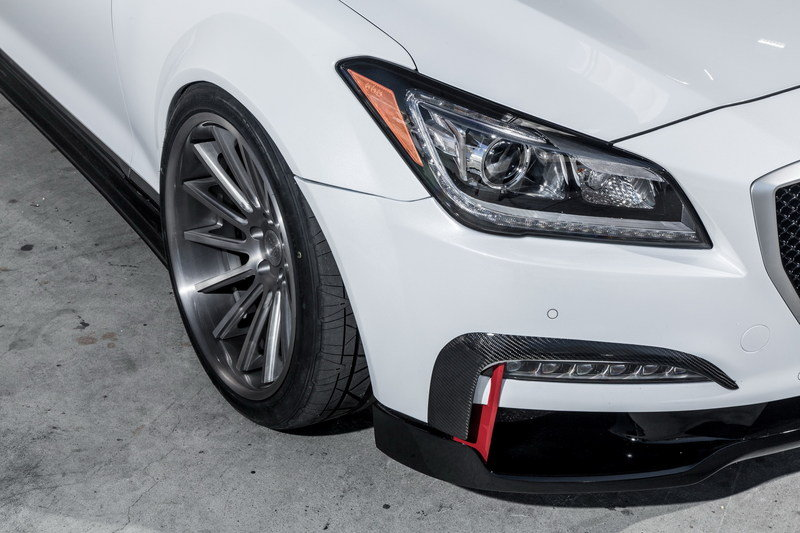 2015 Hyundai Genesis AR550 By ARK Performance