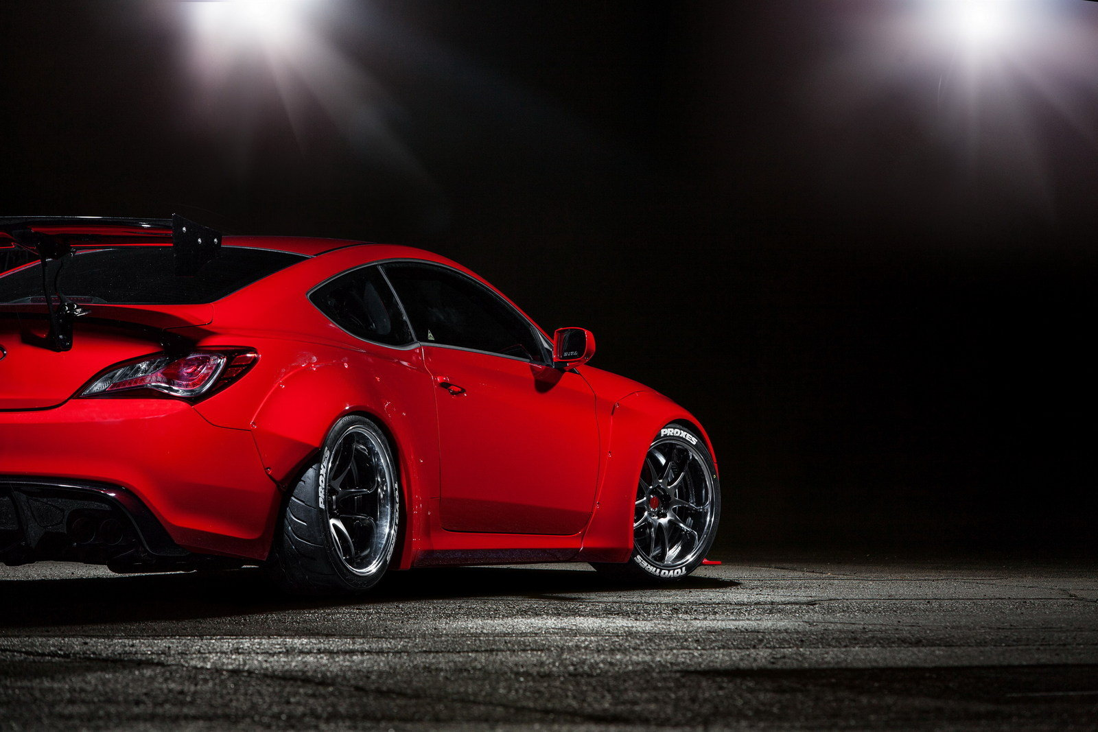 2015 hyundai genesis coupe by blood type racing picture 576194 car review top speed. Black Bedroom Furniture Sets. Home Design Ideas