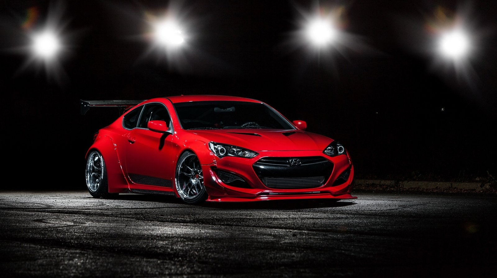 2015 hyundai genesis coupe by blood type racing top speed. Black Bedroom Furniture Sets. Home Design Ideas