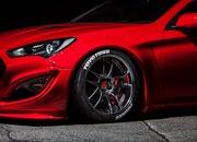 2015 Hyundai Genesis Coupe By Blood Type Racing - image 576179