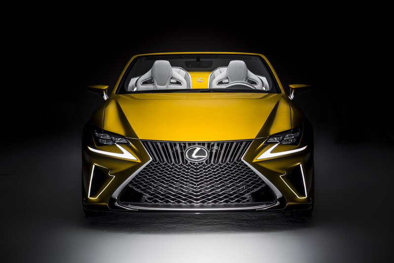 2015 Lexus LF-C2 Concept High Resolution Exterior - image 578764