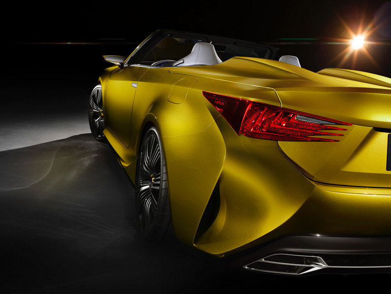 2015 Lexus LF-C2 Concept High Resolution Exterior - image 578774