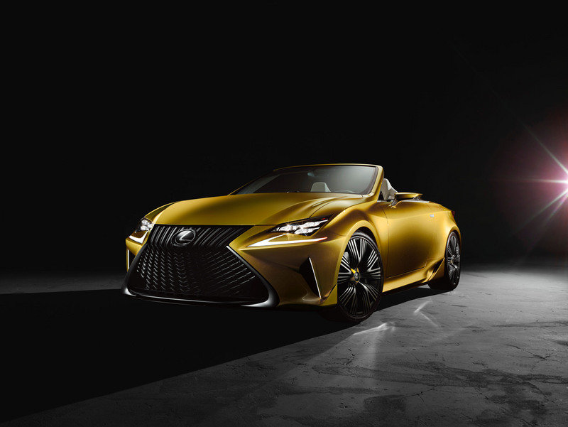 2015 Lexus LF-C2 Concept High Resolution Exterior Wallpaper quality - image 578761