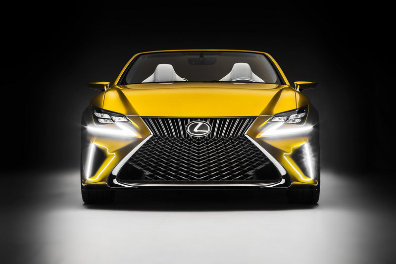 2015 Lexus LF-C2 Concept High Resolution Exterior - image 578763