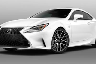 2015 Lexus RC Configurator Goes Live Screenshots / Gameplay - image 577902