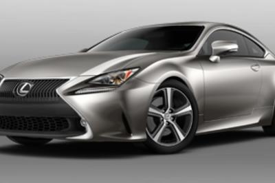 2015 Lexus RC Configurator Goes Live Screenshots / Gameplay - image 577895