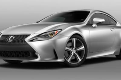 2015 Lexus RC Configurator Goes Live Screenshots / Gameplay - image 577896