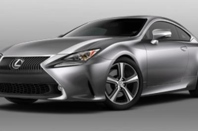 2015 Lexus RC Configurator Goes Live Screenshots / Gameplay - image 577897