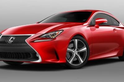 2015 Lexus RC Configurator Goes Live Screenshots / Gameplay - image 577898