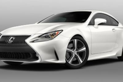 2015 Lexus RC Configurator Goes Live Screenshots / Gameplay - image 577899