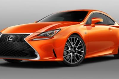 2015 Lexus RC Configurator Goes Live Screenshots / Gameplay - image 577901