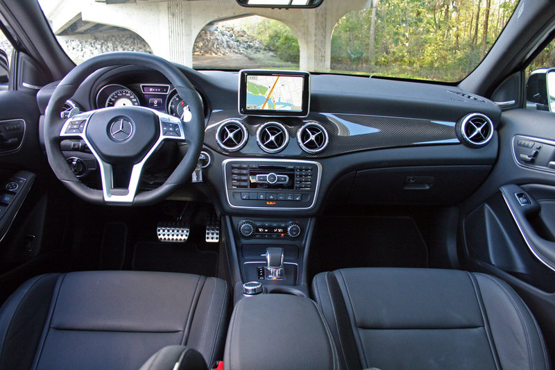 Gla 45 Amg >> 2015 Mercedes-Benz GLA 45 AMG - Driven | Top Speed