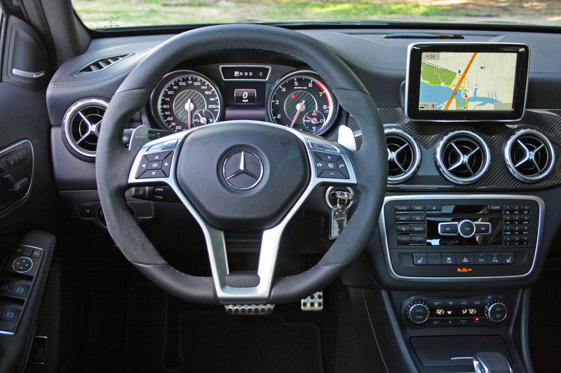 2015 Mercedes-Benz GLA 45 AMG - Driven Interior - image 575957