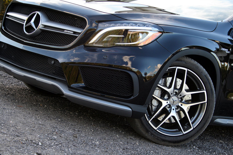 2015 Mercedes-Benz GLA 45 AMG - Driven High Resolution Exterior - image 575973