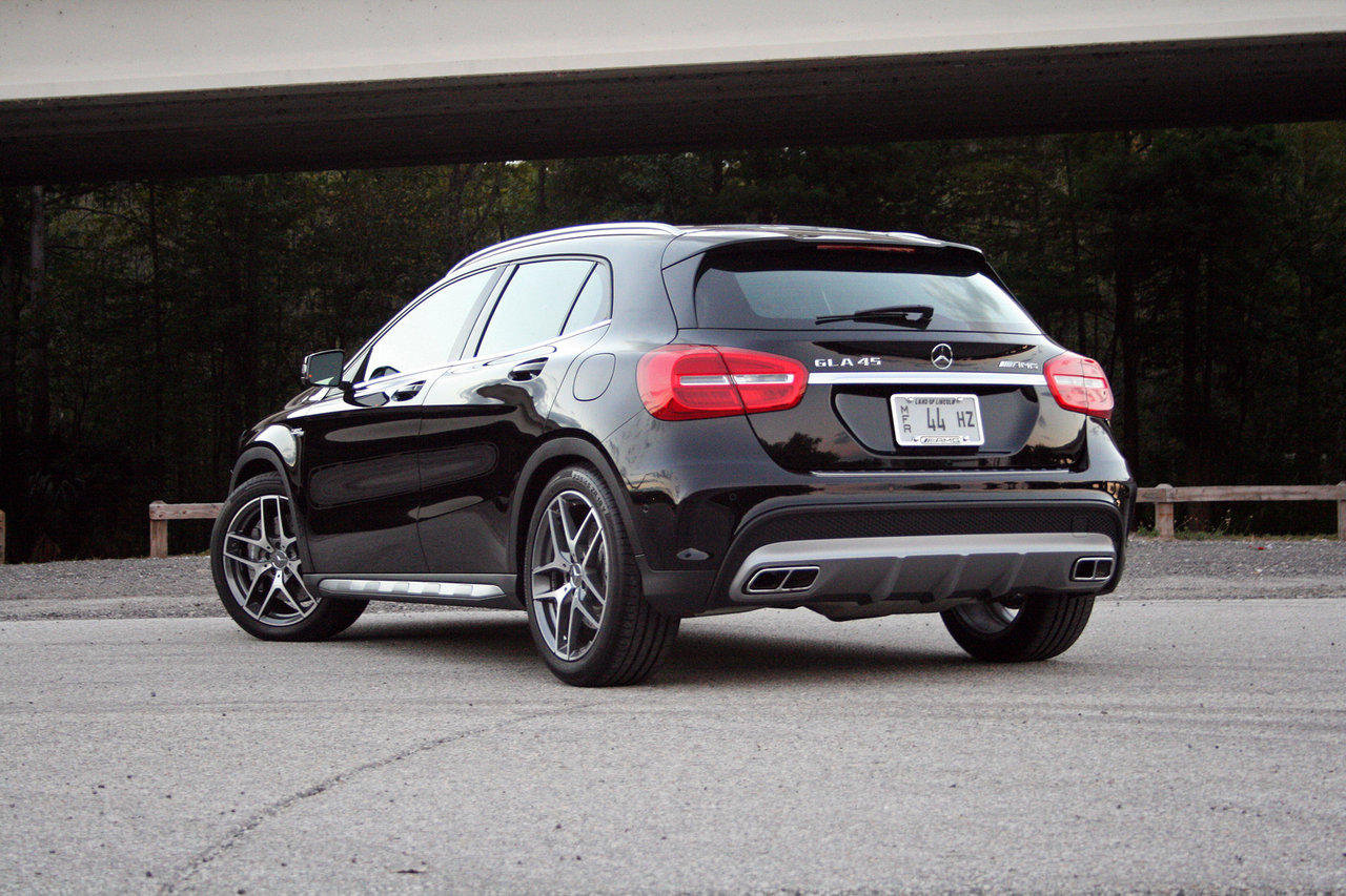 2015 mercedes benz gla 45 amg driven picture 575978 for Mercedes benz gla 45 amg