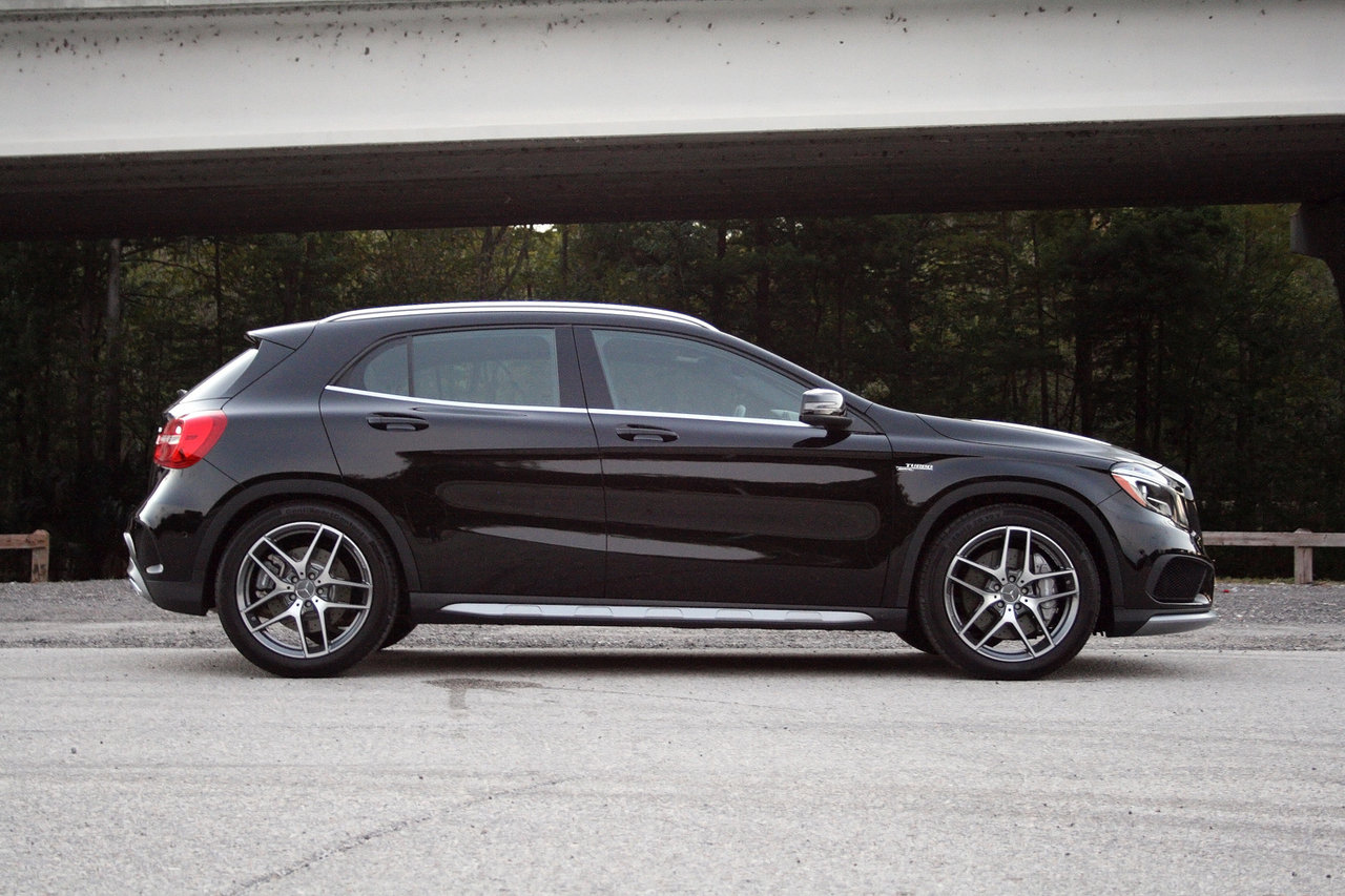 2015 mercedes benz gla 45 amg driven picture 575945 for Mercedes benz gla 45 amg