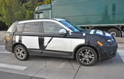 Spy Shots: Facelifted Mitsubishi Outlander Caught Testing - image 576748