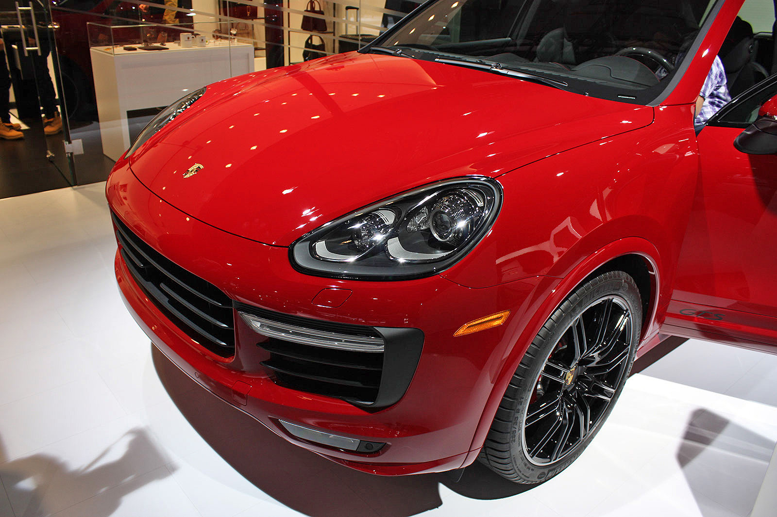 2015 porsche cayenne gts picture 579473 car review top speed. Black Bedroom Furniture Sets. Home Design Ideas