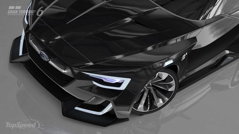 2015 Subaru Viziv GT Vision Gran Turismo Computer Renderings and Photoshop - image 578194