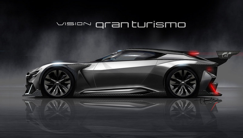 2015 Subaru Viziv GT Vision Gran Turismo Computer Renderings and Photoshop - image 578193