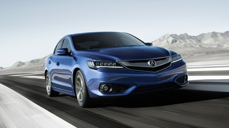 2016 - 2017 Acura ILX High Resolution Exterior - image 579048