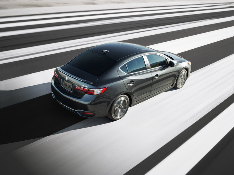 2016 - 2017 Acura ILX High Resolution Exterior - image 579036