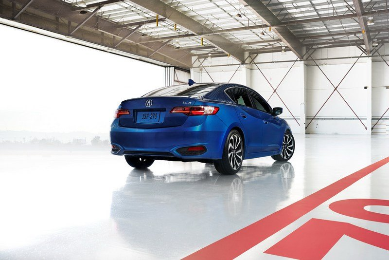 2016 - 2017 Acura ILX High Resolution Exterior - image 579038