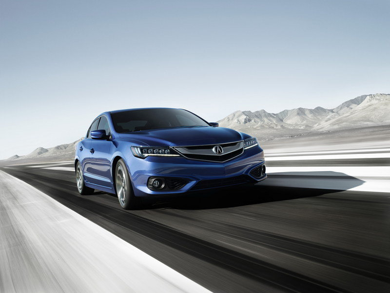 2016 - 2017 Acura ILX High Resolution Exterior - image 579035