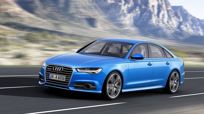 2016 - 2018 Audi A6 High Resolution Exterior - image 577164